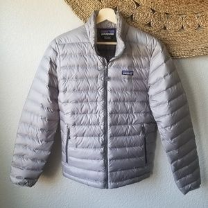Patagonia down blend puffer coat Size Small